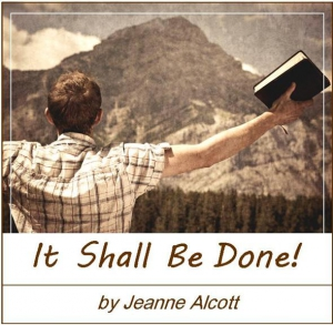 Image of IT SHALL BE DONE! Weekly CD -- Aired Dec 24-28, 2018