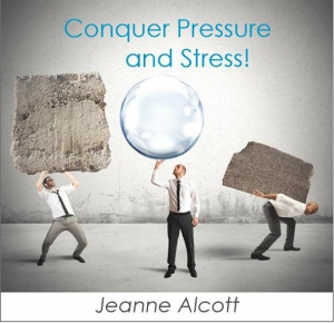 Image of CONQUER PRESSURE AND STRESS! CD -- Aired July 2-6, 2018