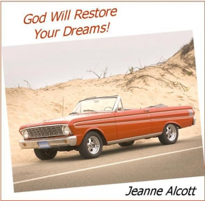 Image of GOD WILL RESTORE YOUR DREAMS! CD -- Aired June 21-25, 2021