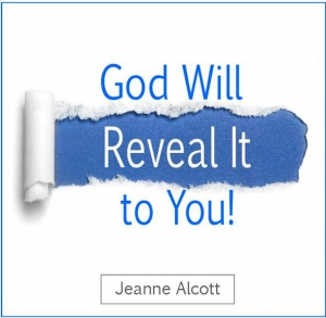 Image of GOD WILL REVEAL IT TO YOU! CD -- Aired June 25-29, 2018