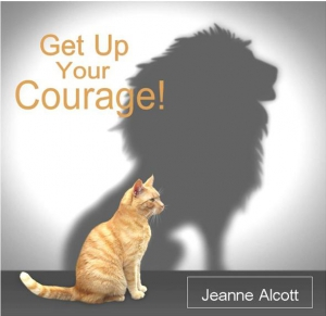 Image of GET UP YOUR COURAGE! CD -- Aired August 20-24, 2018