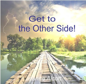 Image of GET TO THE OTHER SIDE! CD -- Aired October 29 - November 2, 2018