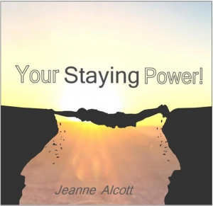 Image of YOUR STAYING POWER! CD -- Aired November 26-30, 2018