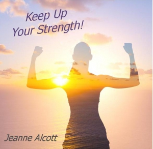Image of KEEP UP YOUR STRENGTH! CD -- Aired January 14-18, 2019