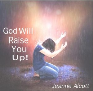 Image of GOD WILL RAISE YOU UP! CD -- Airing April 22-26, 2019