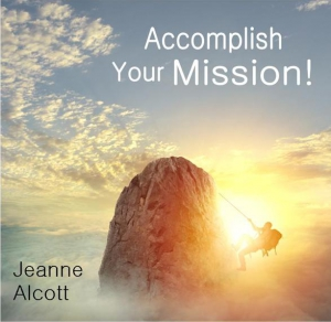 Image of ACCOMPLISH YOUR MISSIONS! CD -- Aired November 18-22, 2019