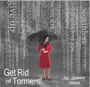 Image of GET RID OF TORMENT! CD -- Aired December 16-20, 2019