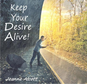 Image of KEEP YOUR DESIRE ALIVE! CD -- Aired February 3-7, 2020