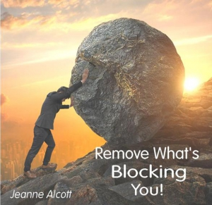Image of REMOVE WHAT'S BLOCKING YOU! CD -- Aired April 27-May 1, 2020