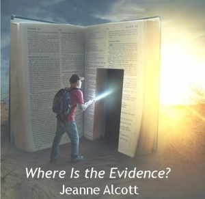 Image of WHERE IS THE EVIDENCE? CD -- Aired June 1-5, 2020