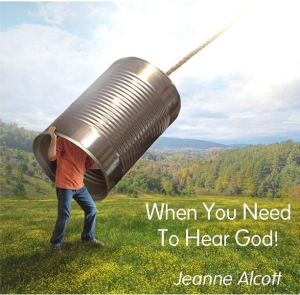 Image of WHEN YOU NEED TO HEAR GOD! CD --  Aired June 15-19, 2020