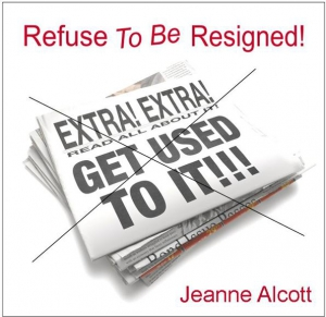 Image of REFUSE TO BE RESIGNED! CD -- Aired July 5-9, 2021