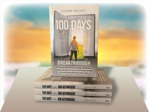 Image of 100 DAYS TO YOUR BREAKTHROUGH BOOK HARDBACK