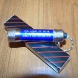 Image of THE LIGHT OF HOPE FLASHLIGHT/KEYCHAIN -- for a donation of any amount.