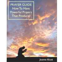 Image of PRAYER GUIDE KIT -- A guide and two teaching CDs