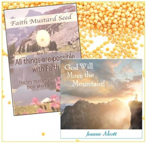 Image of Mustard Seed Card and CD Teaching