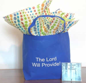 Image of TOTE BAG AND TEACHING ON PROVISION