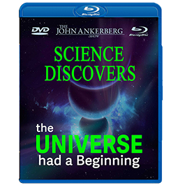 Image of Science Discovers the Universe Had a Beginning! Download Series