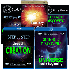 Image of Science Discovers the Universe Had a Beginning & Step by Step Through Creation
