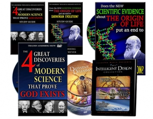 Image of The 4 Great Discoveries of Modern Science that Prove God Exists