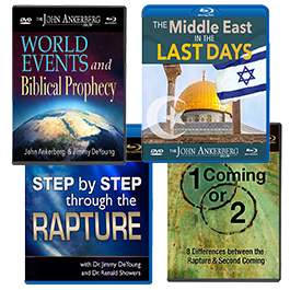 Image of World Events and Biblical Prophecy