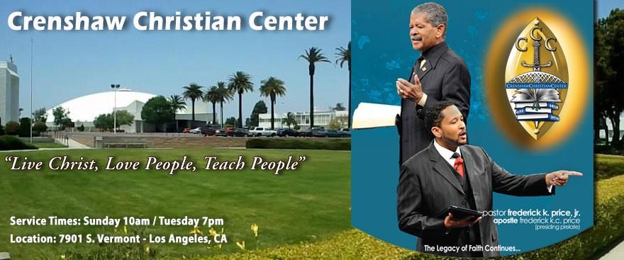 Crenshaw Christian Center Banner