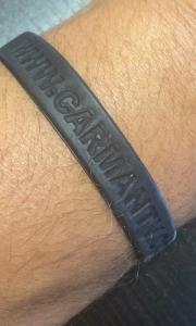 Image of No Plan B Wristband