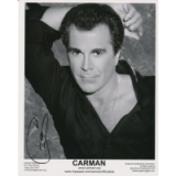 Image of Autographed Black and White Publicity Photo