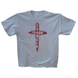 Image of The Game Changer Gray T-Shirt Medium