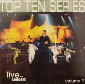 Image of Top Ten Series Live in Concert Volume 2 CD Series