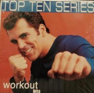 Image of Top Ten Series Workout Hits 2CD
