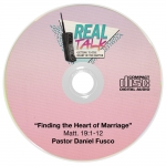 Image of Finding the Heart of Marriage CD