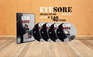 Image of Eyesore 4-CD Series