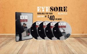 Image of Eyesore 4-DVD Series