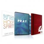 Image of Just Pray, Holy Spirit Book, & James 4 Journal
