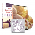 Image of Book on Birth, Miracle Motherhood, & Plaque