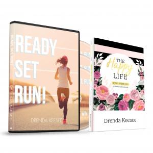 Image of Happy Life: Ready, Set, Run