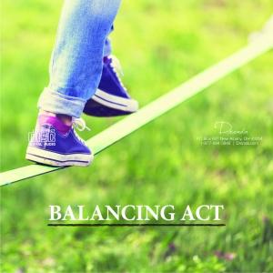 Image of Balancing Act CD Download
