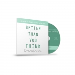 Image of Better Than You Think Scriptures CD - Drenda Keesee
