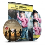 Image of Life or Death: Protect Your Child in a Dangerous World 3 CD Set