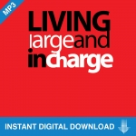 Image of Living Large and In Charge CD Download