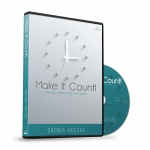 Image of Make It Count! Single CD by Drenda Keesee
