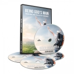 Image of Being God's Man 4CD Set by Gary Keesee