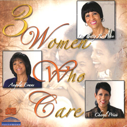 Image of 3 Women Who Care CD Set