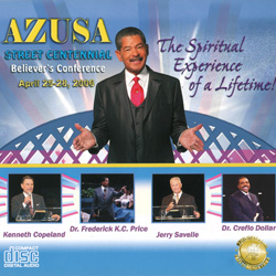 Image of Azusa Conference (4-CD)