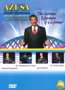 Image of AZUSA Believer's Conference DVD