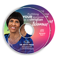 Image of Fulfilling Your Purpose as a Christian Woman 2-CD Set