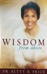 Image of Wisdom From Above Bookcomplete First Volume