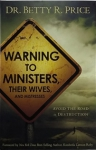 Image of A Warning To Ministers, Theirwives And Mistresses - Book