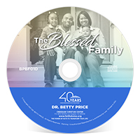 Image of The Blessed Family 2017 CD